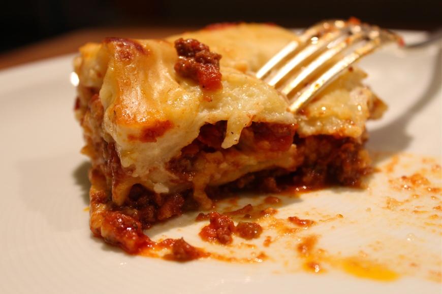 Emily's Lasagne bolognese
