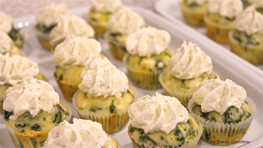 """Why not a salty """"Cupcake"""" for achange"""